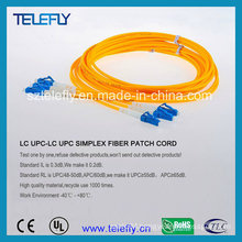 LC Single Mode Patch Cord Cable