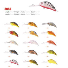 New Design Hard Fishing Lure