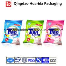 Back Sealed Waschmittel / Waschpulver Verpackungstasche
