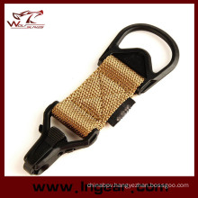 Wholesale Airsoft Tactical Straps Buckle Gun Sling Swivel