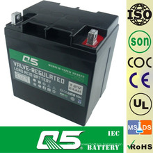 12V24AH Deep-Cycle battery Lead acid battery Deep discharge battery