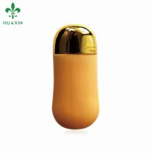 2017 овальный пустой 19г косметический лосьон / лосьон крем бутылки