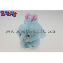 "Lovely 7"" Light Blue Rabbit High Quality Process The Child′s Good Partner Sizes Can Be Customized Bos2016-06/7"""