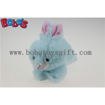 """Schönes 7 """"hellblaues Kaninchen-Qualitäts-Prozess Die guten Partner-Größen des Kindes können besonders angefertigt werden Bos2016-06 / 7"""""""