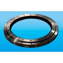 Rolamento de anel de giro com rolamento de pórtico e rolamento de torre