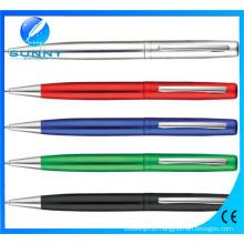 Boa qualidade caneta esferográfica, caneta esferográfica de metal