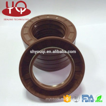 Brown viton/FKM/Fluoro Rubber TC front crankshaft oil seal 50x80x10 for great wall auto parts