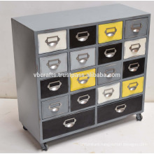Industrial Design metal Drawer Cabinet