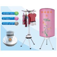 Mini secador portátil da roupa. Elétrico. 10kg. Roupas de bebê