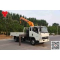 5 ton truck with crane
