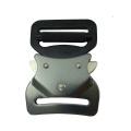 Pour 38mm Quick Release réglable Personnaliser Buckle With Slider Bar