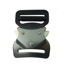 Pour 38mm Quick Release réglable Personnaliser Buckle With Slider Bar