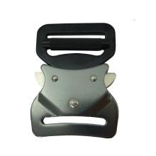 Para 38 mm Quick Release ajustável, personalize fivela com barra deslizante