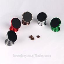 Support universel universel coloré de téléphone de voiture, support magnétique de téléphone de voiture d'ABS