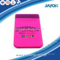 Personalize o suporte do cartão da etiqueta do telefone de pilha 3M