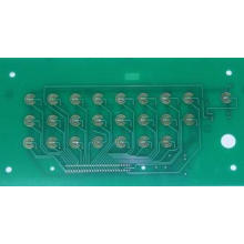 Green PCB Membrane Touch Switch electric machine Membrane S