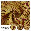 Top qualité de haute qualité mode bronzage italien tweed tissu