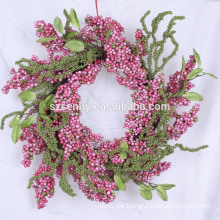 Artificial flower head wreaths,hawaii flower wreath,flower hair wreath