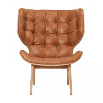 Replica Mammoth chair bentwood high back wing chair