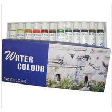 12pcs kids children art painting watercolor