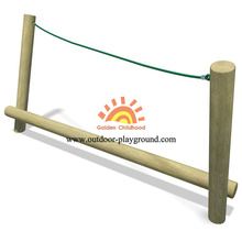 Balance Walking HPL Playground Equipment For Kids