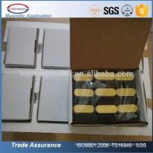Aimant en caoutchouc Composite et feuille de forme calendrier aimant réfrigérateur