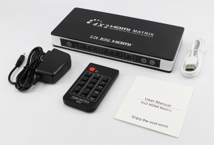 Matrix Switcher Hdmi