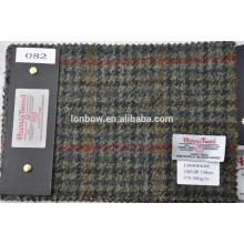 El mejor tejido de harris tweed existe desde hace más de 100 años