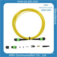 MPO / APC ao patchcord ótico da fibra de MPO / APC