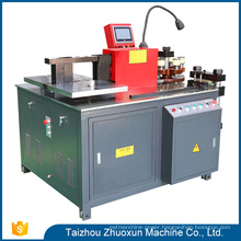 Perfect Zxmx-803Esk Punch For Sale Hydraulic Busbar Tool Brass Cut Machine cnc