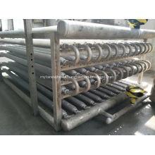Pressure Building Vaporizers & Fin Tubes