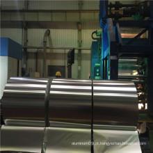Folha de alumínio resistente ao calor para alimentos para recipientes usados