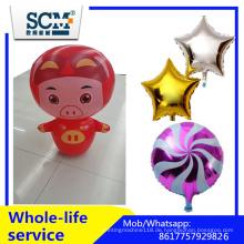 Folie Mylar Helium Cartoon Ballon