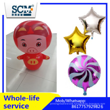 Foil Mylar Helium Cartoon Balloon