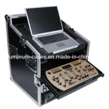 Professioneller DJ & Mixer Flightcase
