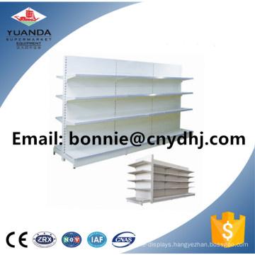 Four Layer Pop Display Shelf Exhibition/ Advertising Shelf