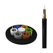 GYFTY Loose Tube Non-Metallic Strength Member Non-Armored Fiber Optic Cable