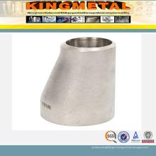 Sch10s acier inoxydable soudé excentrique réducteur