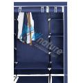 faltbarer Stoff Kleiderschrank, tragbarer Kleiderschrank für Schlafzimmer, Canvan Kleiderschrank