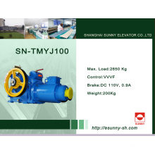 Máquina engrenada da tração para Elevaotr (SN-TMYJ100)