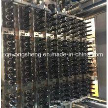 Molde de preformas de 128 cavidades para botellas de agua mineral