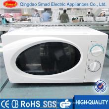 Hohe Qualität 20L 700w Countertop manuelle Mikrowelle