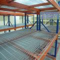 Grelha galvanizada de baixo carbono, grade galv de aço suave, grelha de piso galvanizado