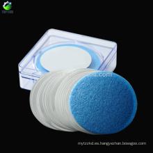 Filtro de membrana MCE microporoso de 0.45um