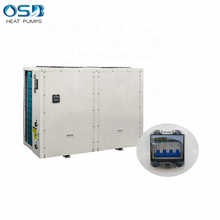 Air switch Air source heat pump water heater