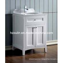 Modern Wooden Bathroom Vanity (BA-1115)