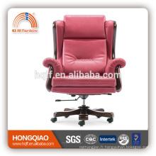 CM-B128AS patron tournant chaise exécutive en cuir
