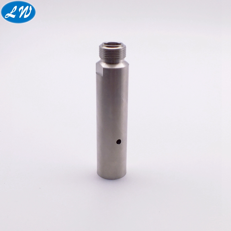 Turning Stainless Steel Shaft