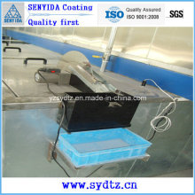 Machine de revêtement en poudre de haute qualité pour le dégraissage