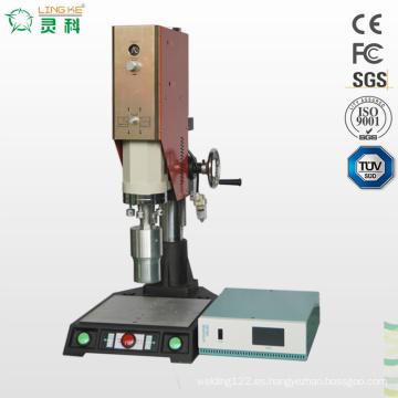 Auténtica máquina de soldadura por ultrasonidos
